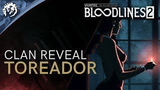 Clan Introduction - Toreador preview image
