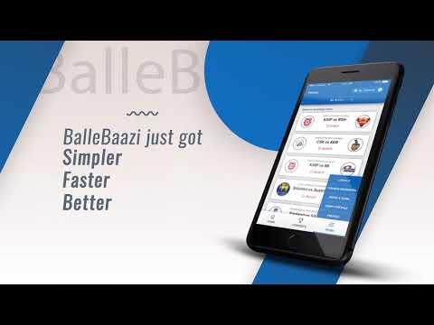 Download Ballebaazi Mobile App