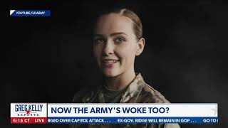 The super woke Army recruitment video, a Greg Kelly breakdown