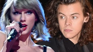 7 Taylor Swift Lyrics About Harry Styles