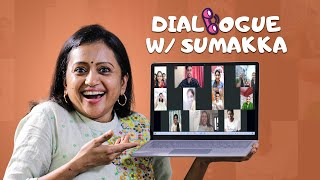 Sumakka funny interaction with her fans..