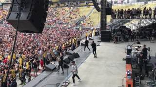 Beartooth - Aggressive - Live at Rock on the Range 2017 - May 19, 2017