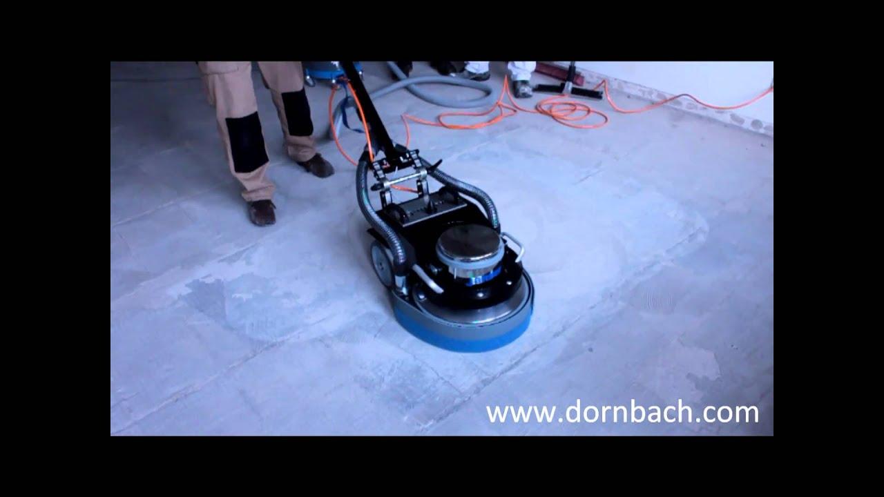 fliesenkleber entfernen beton schleifen dornbach spezialabbruch youtube. Black Bedroom Furniture Sets. Home Design Ideas