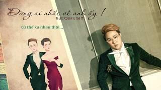 TRUNG QUÂN | Đừng Ai Nhắc Về Anh Ấy - Trà My Idol [Lyrics MV]