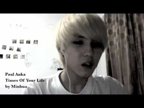 Times Of Your Life Cover by Minhua (REUPLOAD)