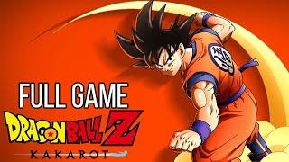 DRAGON BALL Z KAKAROT Gameplay Walkthrough Part 1 FULL GAME No Commentary (#DragonBallZKakarot)