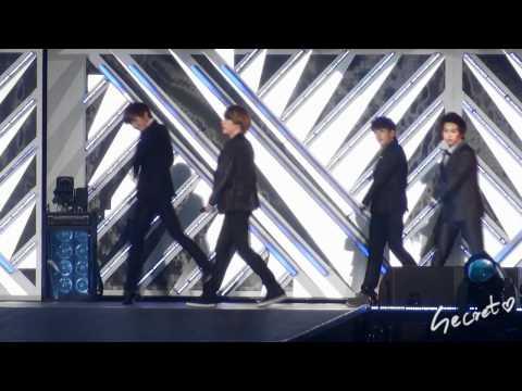 110904 SMTOWN LIVE WORLD TOUR in Tokyo '太完美 Japanese Ver.' (KYUHYUN)