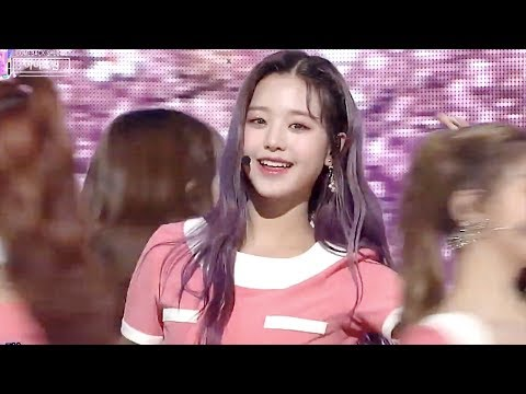 IZ ONE - UP + Violetaㅣ아이즈원 - 하늘 위로 + 비올레타 [SBS Inkigayo Ep 998]