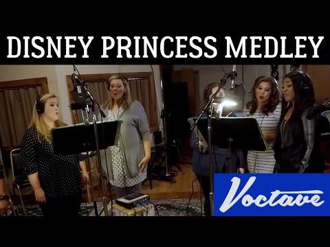 Voctave - Disney Princess Medley