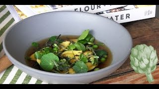 Tortellini in Brodo from Flour + Water: The Dish | Potluck Video