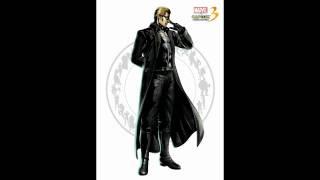 Marvel vs Capcom 3 - Theme of Wesker
