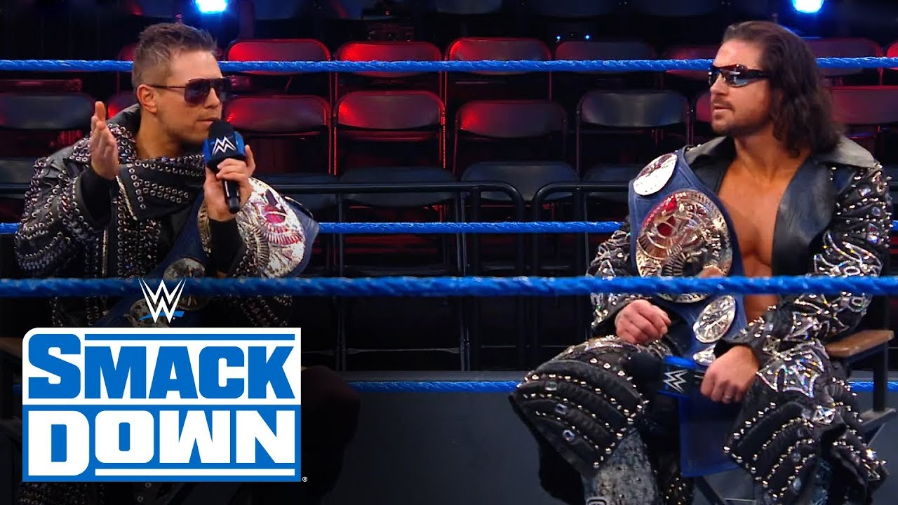 Video SmackDown 3 20 The Miz and John Morrison Host The