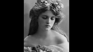 The Most Beautiful Women Of 1900s Edwardian Era