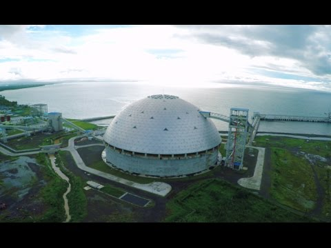 Philippines' First Coal Dome / Therma South