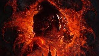 Castlevania Lords Of Shadow 2 Dark Armored Dracula Costume Alucard