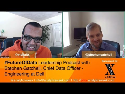 Want to fix #DataScience ? fix #governance by @StephenGatchell @Dell #FutureOfData #Podcast