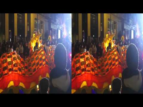 268 Foot, Golden Dragon @ Chinese New Year Parade 2013 (YT3D:Enable=True)