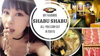 All-You-Can-Eat Shabushabu in Tokyo - Nabezo | TOKYO FOOD GUIDE