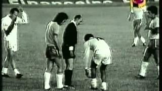 Peru- Brasil Copa America 1975