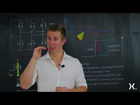Quick Learning: Benefits of Nexperia low Qrr MOSFETs in motor control applications