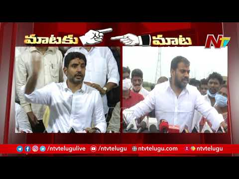 Minister Anil responds to Nara Lokesh's comments, says Chandrababu not trusting him