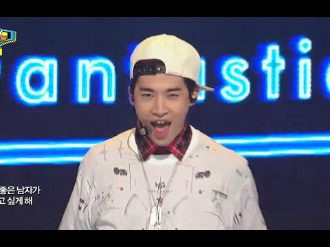 Henry - Fantastic, 헨리 - 판타스틱, Show Champion 20140730