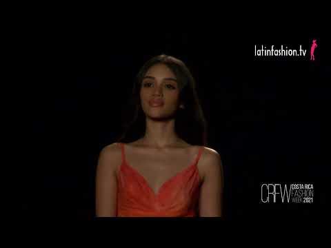 Beatriz Camacho en Costa Rica Fashion Week 2021