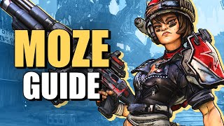 Borderlands 3 Moze Guide: Character Builds And Skills