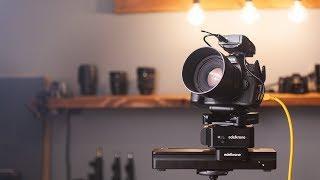 Camera Slider thats KILLER for Recipe Videos!!! Edelkrone SliderOne V2