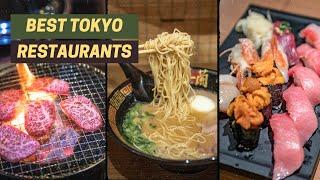 17 Restaurants To Try in Tokyo, Japan | TOKYO FOOD GUIDE