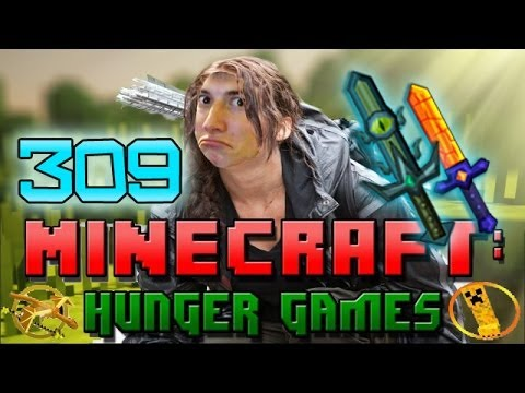 Minecraft: Hunger Games W/Mitch! Game 309 - BEST FIGHTS EVER! - Smashpipe Games