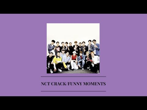 NCT FUNNY MOMENTS / CRACK