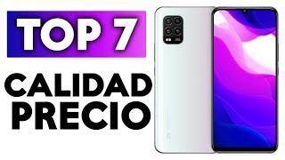 TOP 7 MEJORES SMARTPHONE GAMA MEDIA ALTA CALIDAD PRECIO | LOS MEJORES MOVILES CALIDAD PRECIO