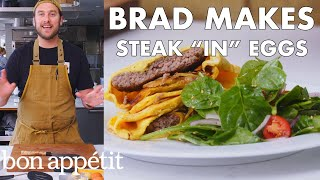 Brad Makes Steak