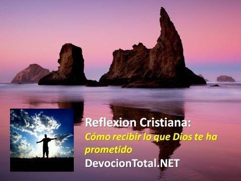 [Como Recibir lo que Dios te Prometió] Videos Devocionales Cristianos 3