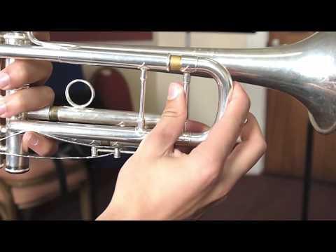 Tutorial de Trompeta Erika Curbelo (tecnología conservatorio)