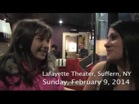 Promo Third Annual Valentine's Concert featuring Giada Valenti