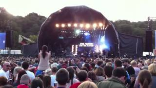 The Pigeon Detectives - I'm Not Sorry Live at Bingley Music