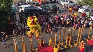 Cambodia lion dance part 3