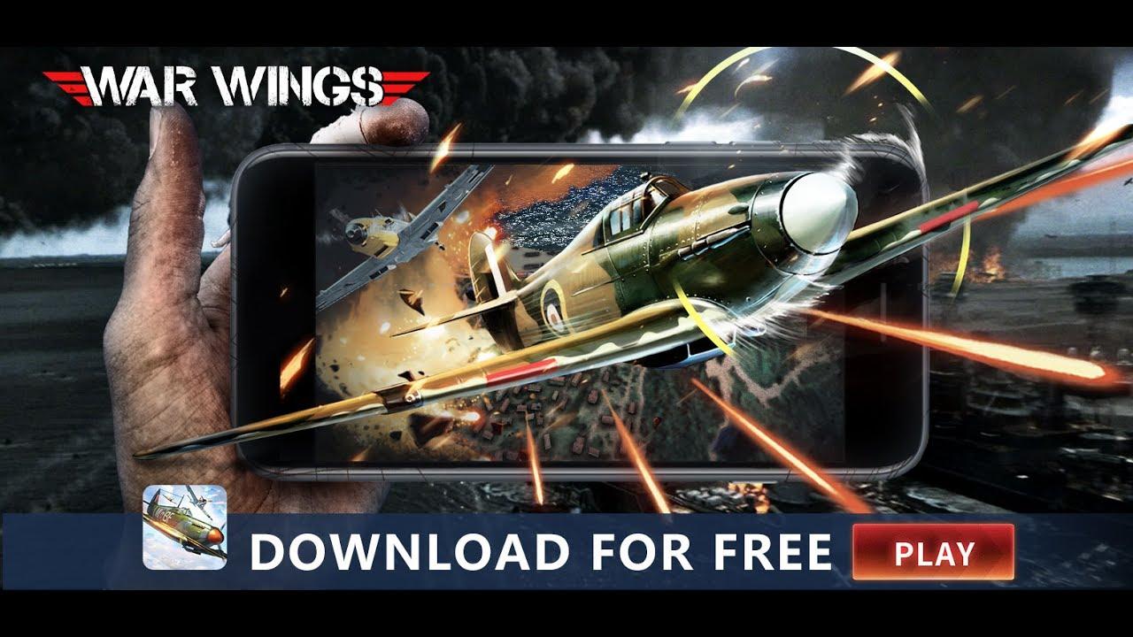 즐겨보세요 워 윙즈(War Wings) on PC 2
