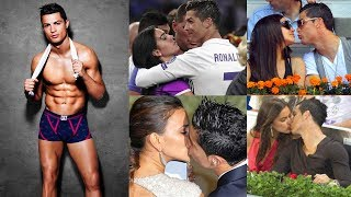 Girls Cristiano Ronaldo Has Dated - 2017 (Irina Shayk, Kim Kardashian, Georgina Rodriguez)
