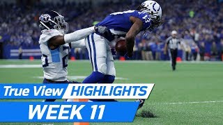 Top 360 & POV True View Plays of Week 11 | NFL True View