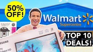 Top 10 Walmart Black Friday 2018 Deals