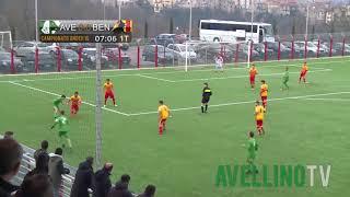 Under16/Avellino-Benevento 1-3