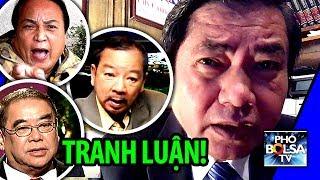 Ý kiến luật sư Hoàng Duy Hùng về những đối thủ tranh luận bất thành