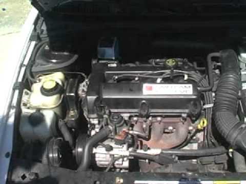 2001 Saturn Sl1 >> 2001 Saturn SL2 Engine Noise - YouTube