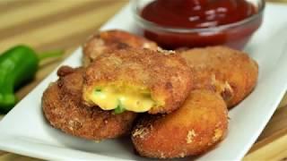 Chilli Cheese Bites by Cookerish