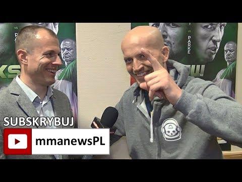 KSW 40: Maciej Jewtuszko chętny na walkę o pas z Borysem Mańkowskim