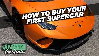10 Steps to Prepare for Your First Exotic Car Purchase