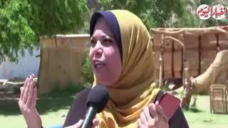 أخبار اليوم | ذكري ثورة 30 يونيو واراء اهالي الوادي الجد ...